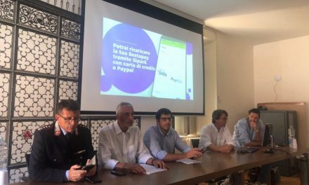 Conferenza stampa di presentazione di SiPark